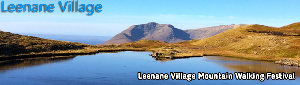 Leenane Mountain Walking Festival